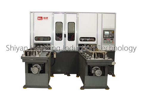 Textile Roller Induction Hardening Machine