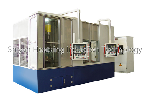 Dual Frequency Induction Hardening Machine