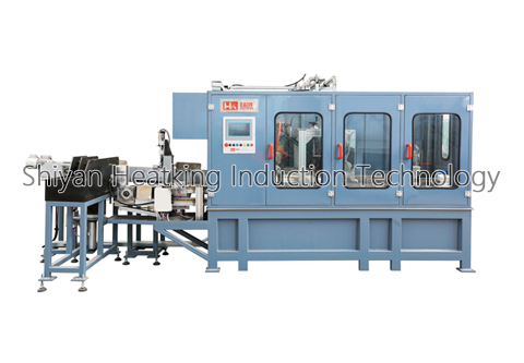 Pin Shaft Hardening Machine