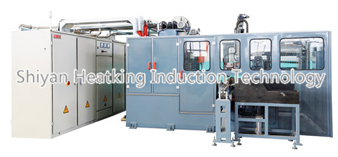 Axle Shaft Hardening Machine