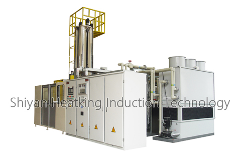 Large Shaft Hardening Machine