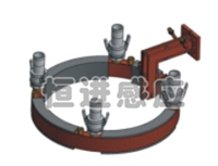 Gear Teeth Heating Inductor