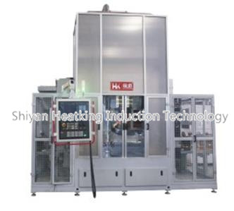steering knuckle induction hardening equipment