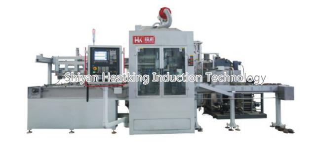 Wheel Hub Induction Hardening Machine