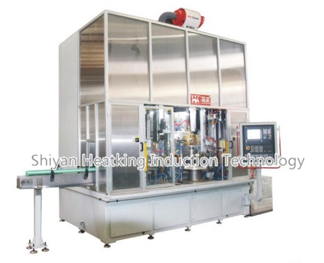 CVJ Outer Housing Induction Hardening Machine